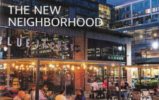 Repurposing old buildings for craft breweries and brewpubs.